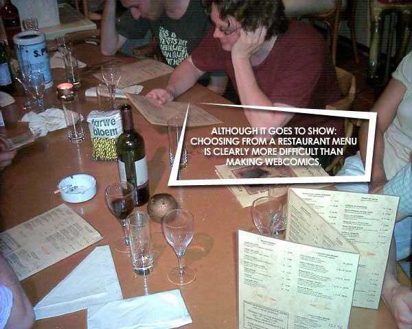 Restaurant Menus...